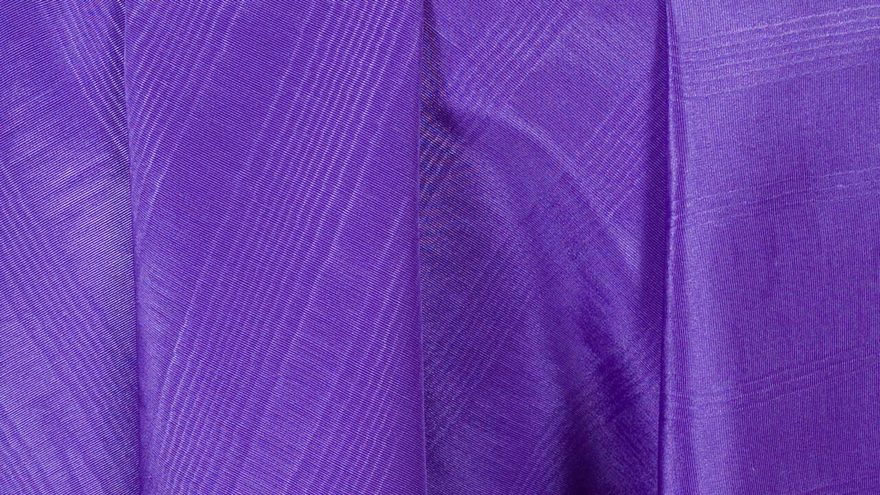 Wood Violet Bengaline Moire 108