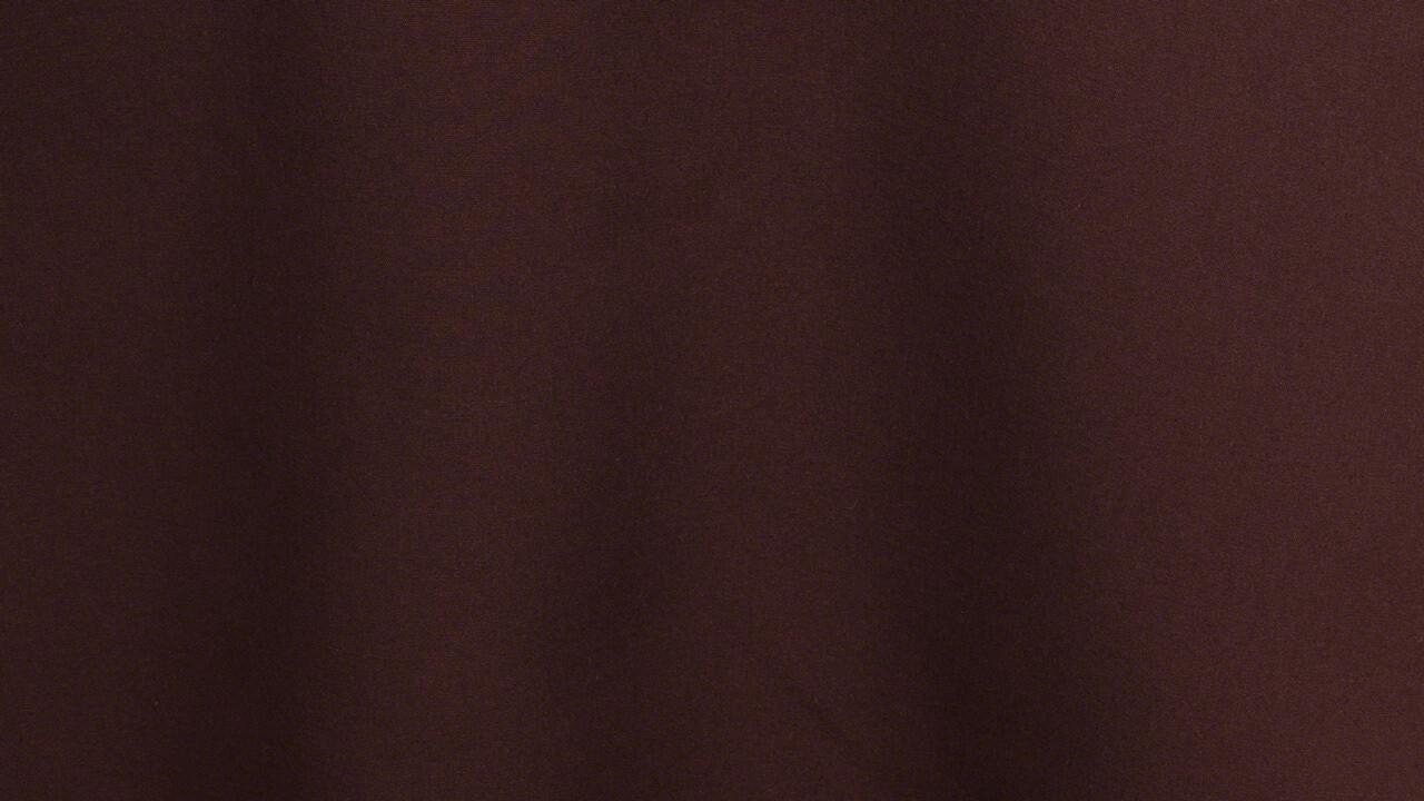 Chocolate Spun Polyester 108