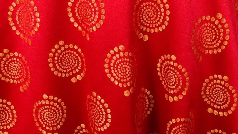 Red Crop Circles 12