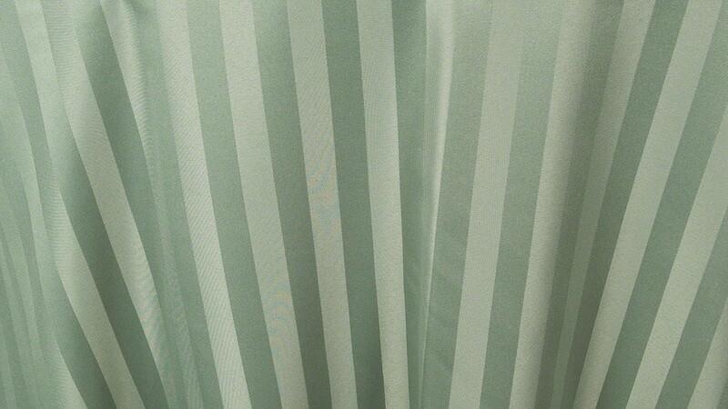 Army Green Satin Stripe 120