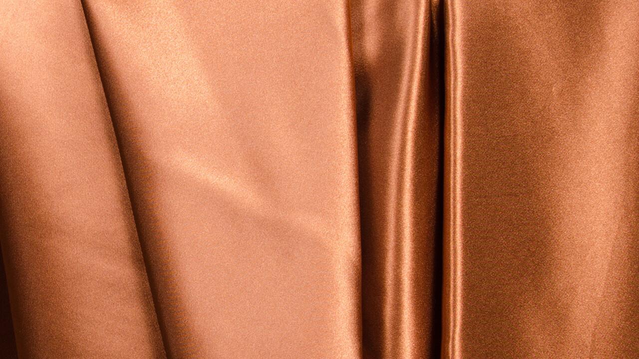 Copper Satin 132