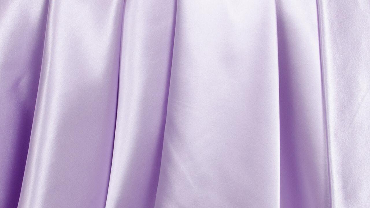 Lilac Satin Dinner Napkin (10 Pack)