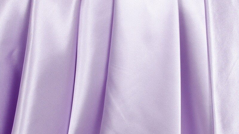 Lilac Satin Dinner Napkin (10 Pack)