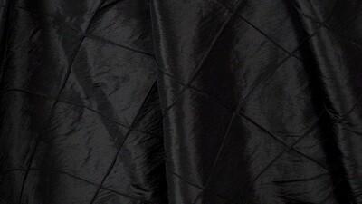 Black Pintuck Sash 7