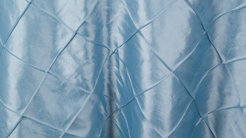 French Blue Pintuck Sash 7