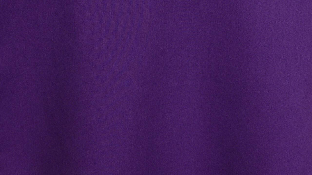 Purple Spun Poly Sash 7