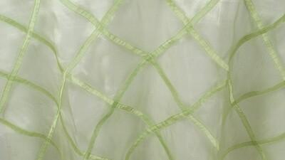 Kiwi Harlequin Sheer Sash 12