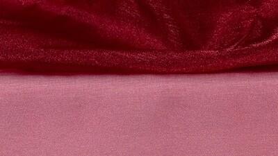 Garnet Sheer Sash 12