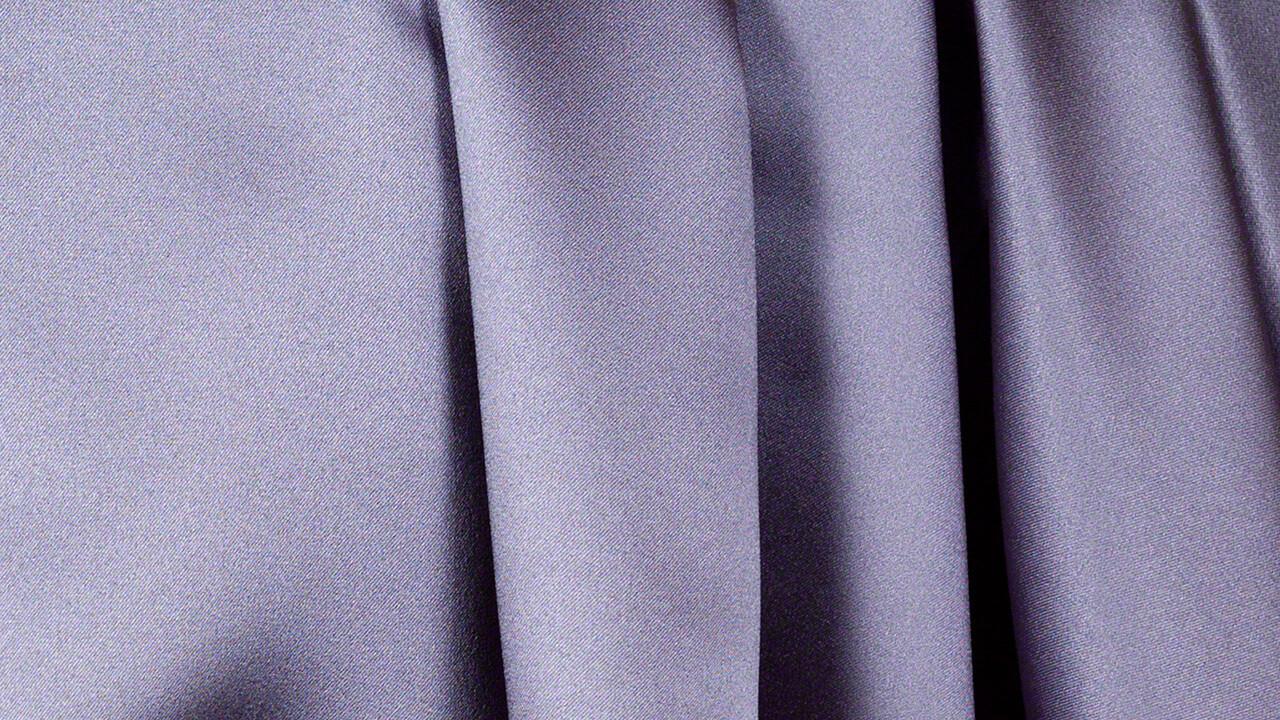 Victorian Lilac Matte Satin 90