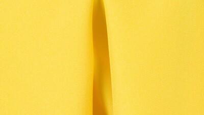Lemon Polyester Sash 7
