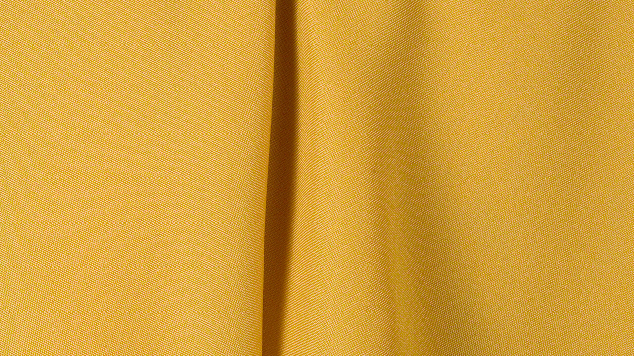 Gold Polyester Sash 7