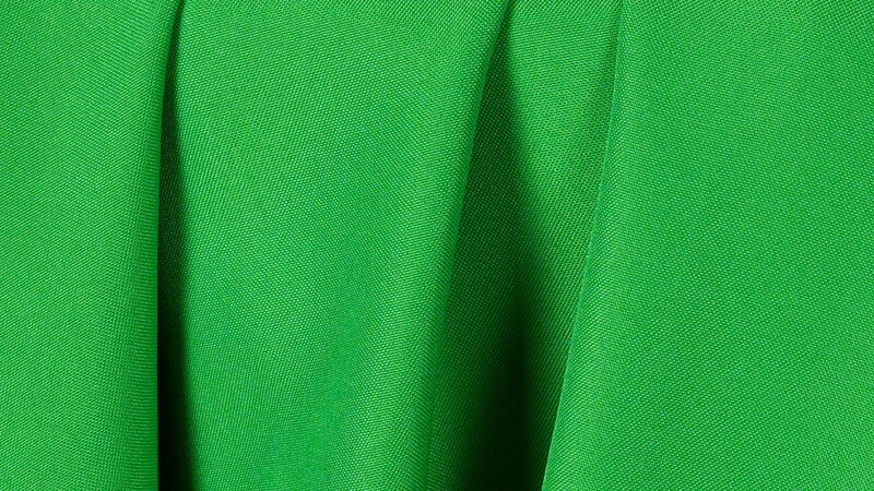 Kelly Green Polyester Sash 7