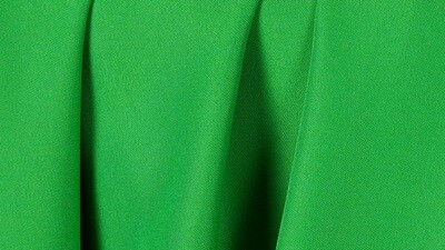 Kelly Green Polyester Sash 7