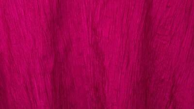 Fuchsia Crinkle Taffeta 90
