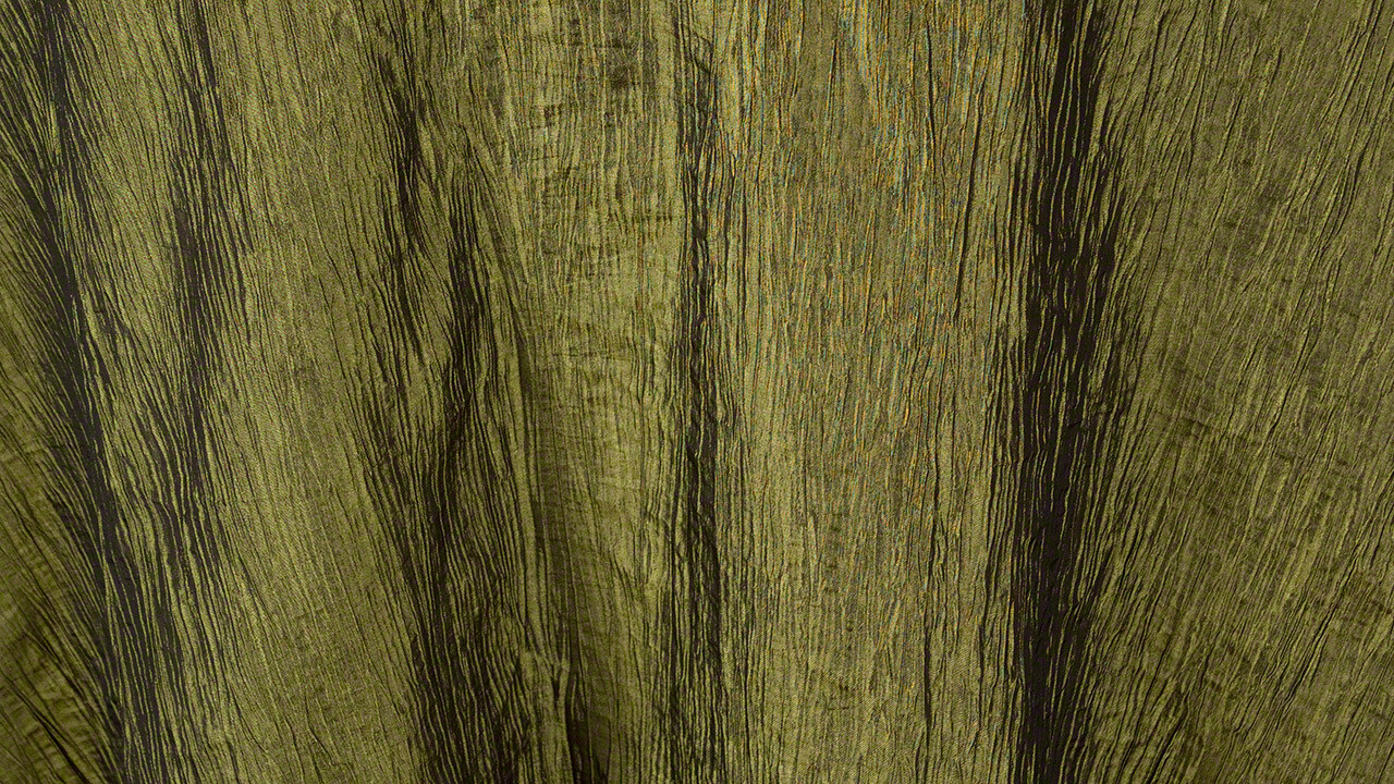 Moss Crinkle Taffeta 108