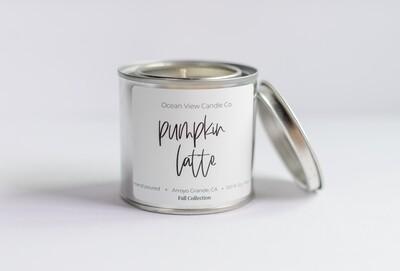 Pumpkin Pie Paint Can