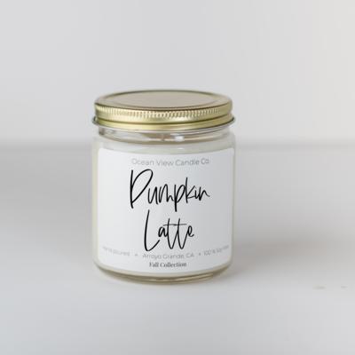 Pumpkin Pie Soy Wax Candle