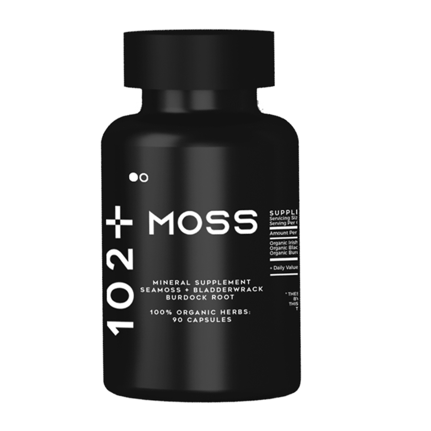Moss Mineral Supplement
