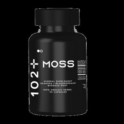 Moss Mineral Supplement