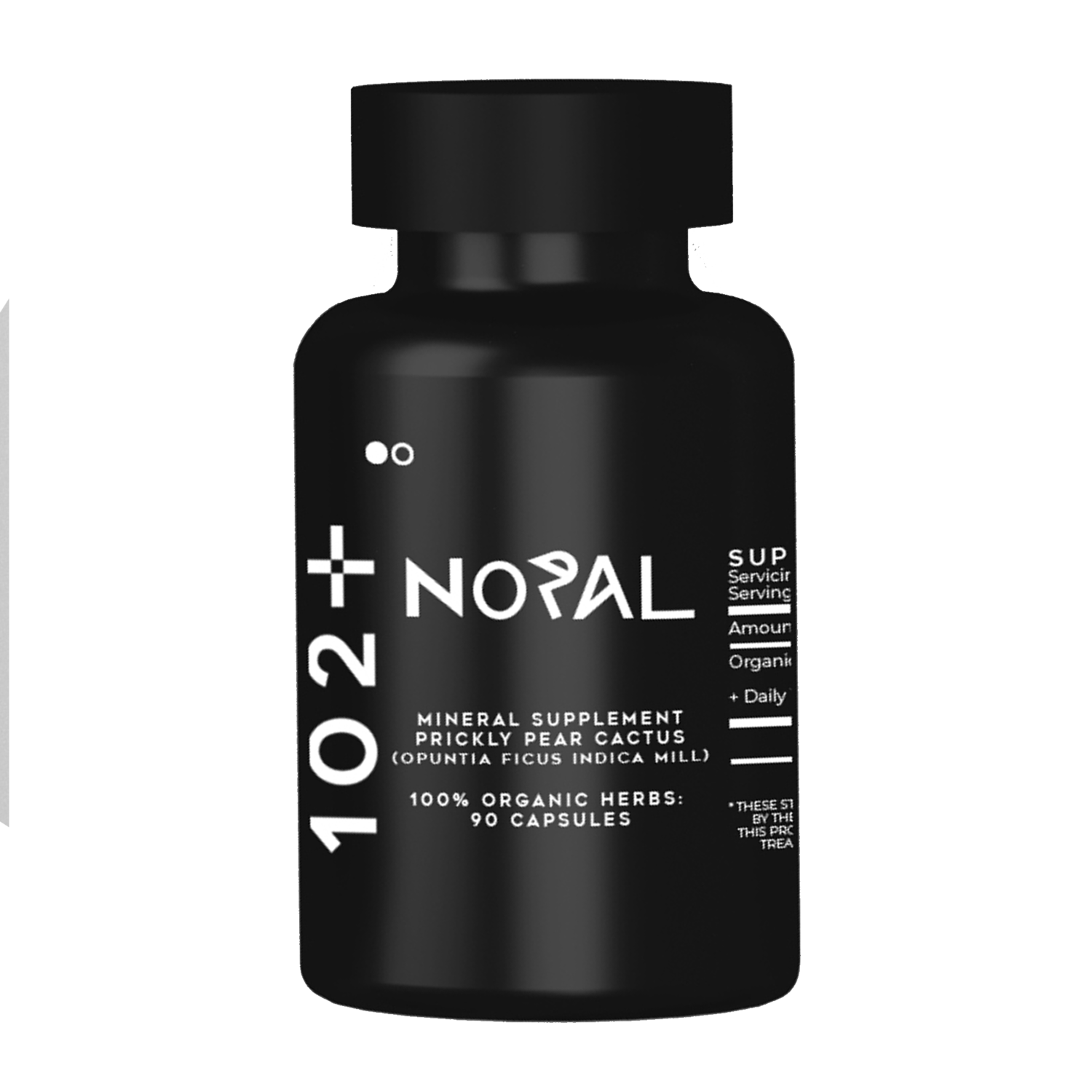 Nopal Cactus Mineral Supplement