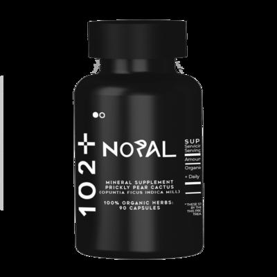 Nopal Cactus Mineral Supplement