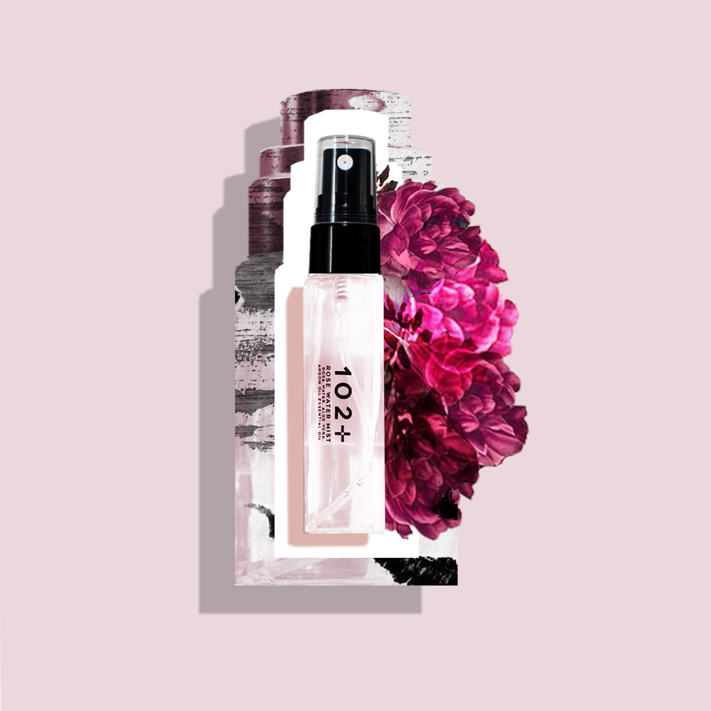 Rose Water Mineral Mist