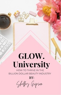 Glow University E-Book