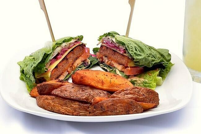 Chickadee Plantbased Burger(NAB)