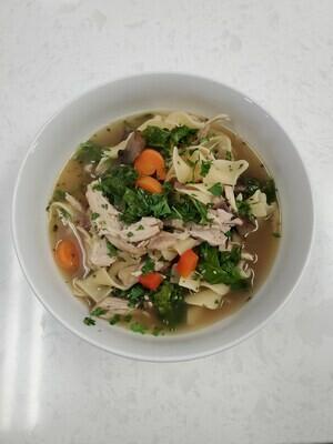 Chicken Noodle Soup (16oz)