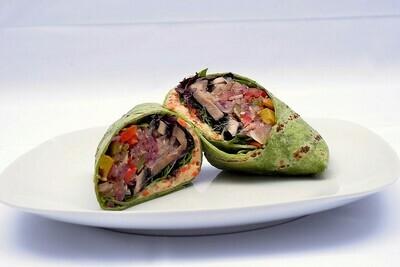 Grilled Veggie Wrap (NAB)