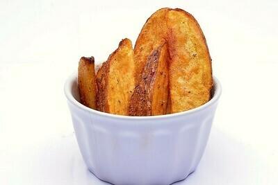 Potato Wedges & Sauce