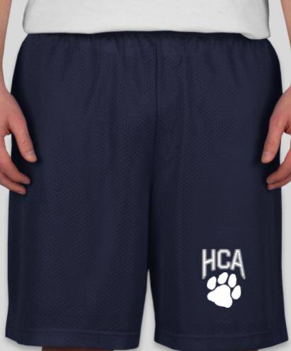 PE Shorts 6-12th