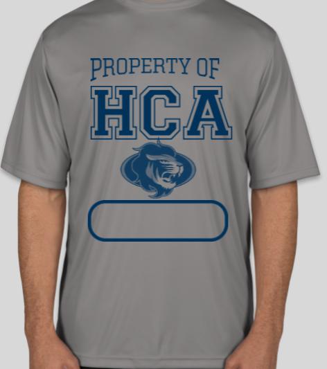 PE Shirt 6-12th grade