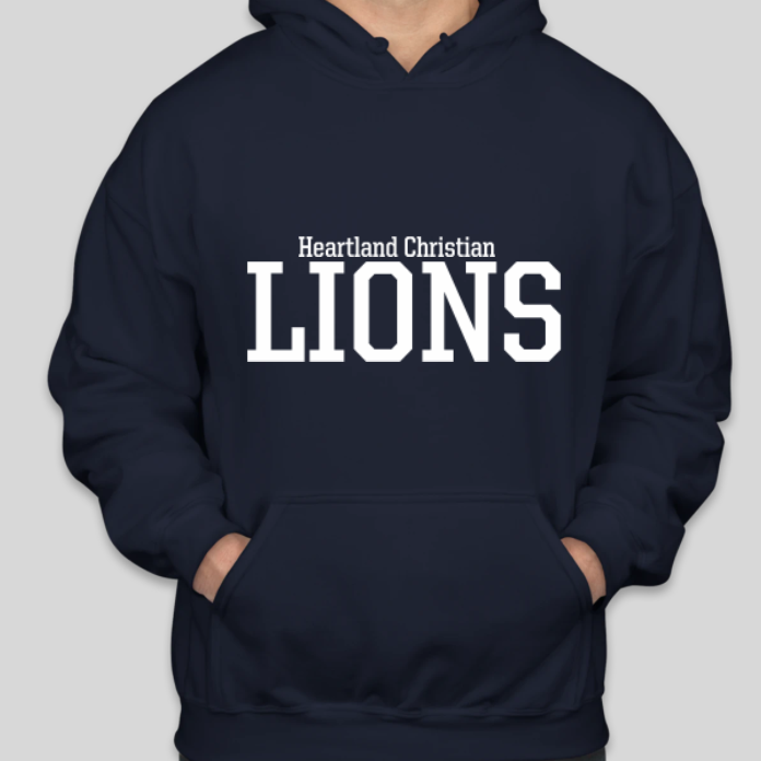Pullover Hoodies (2 colors)