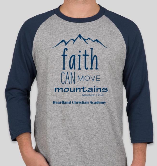 Faith Can Move Mountains - Ragland