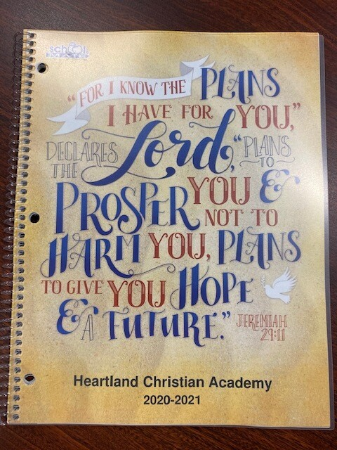 Secondary Agenda/Planner- on sale!