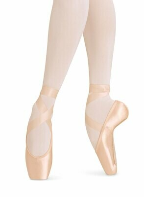 BL ES0160L EUROPEAN BALANCE POINTE SHOE