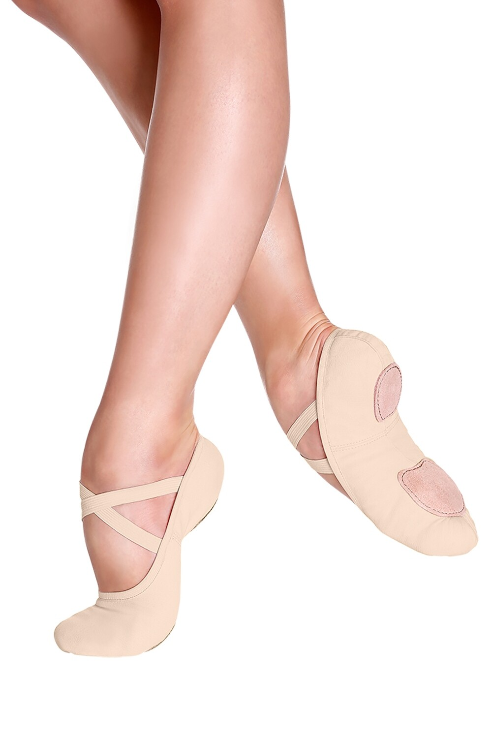 SD SD16L CANVAS SPLIT SOLE BALLET