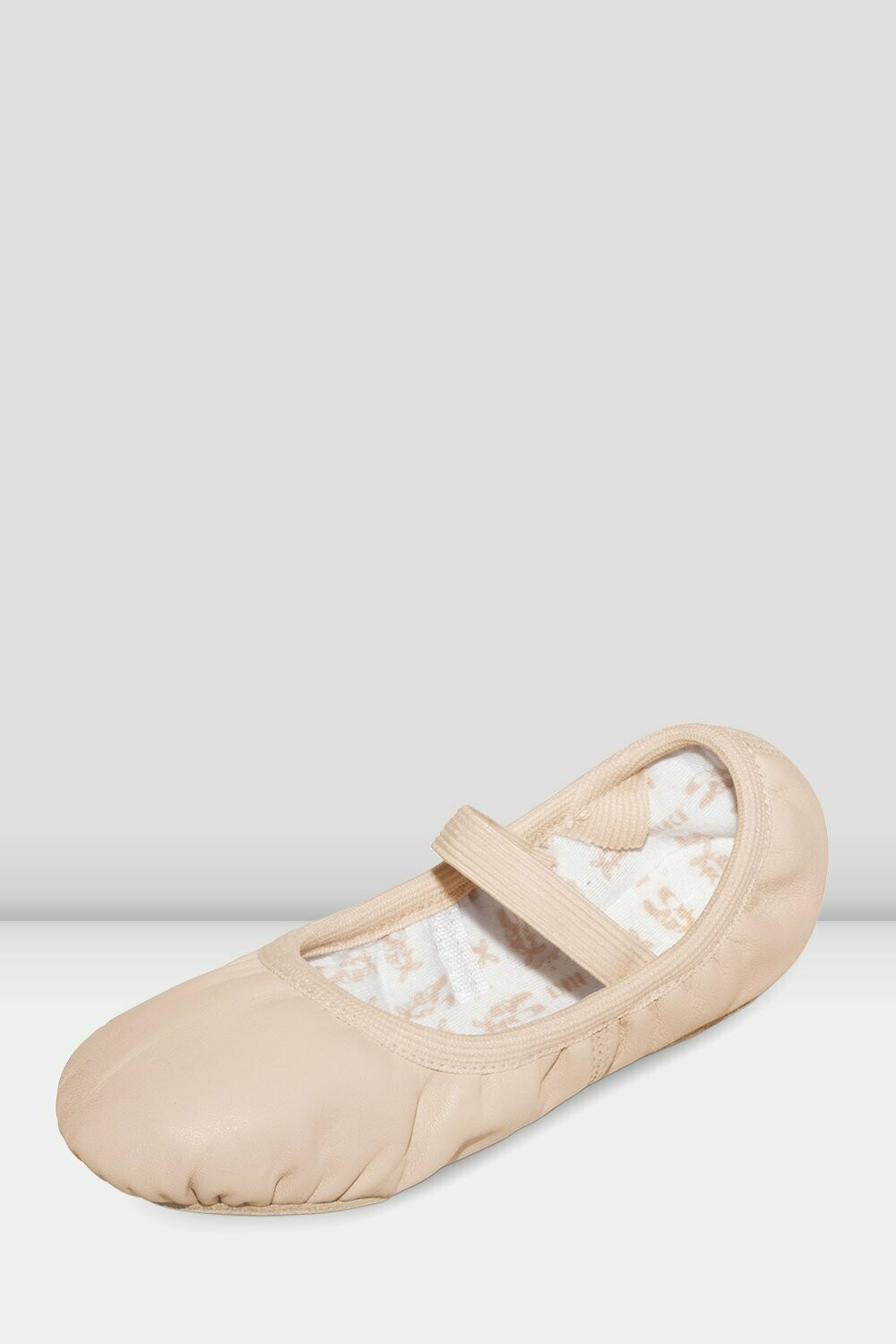 BL S0249G GISELLE FULL SOLE LEATHER BALLET SHOE