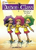 CJM 9978 DANCING IN THE RAIN HARDCOVER BOOK