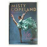 CJM MISTY COPELAND LIFE IN MOTION BOOK