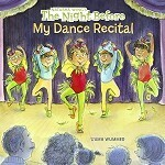 CJM THE NIGHT BEFORE MY DANCE RECITAL BOOK