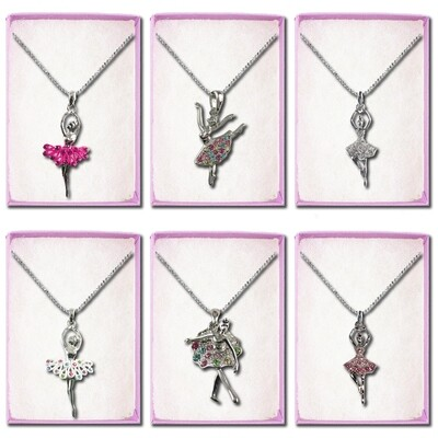 TYVM 79901 ASSORTED CRYSTAL NECKLACE