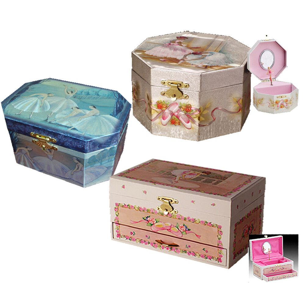 TYVM MUSICAL JEWELRY BOXES