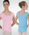 BW BWP020 BASIC CAP SLEEVE LEOTARD