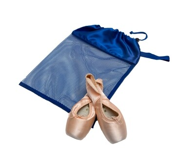 HD 8230 ROYAL MESH POINTE SHOE BAG