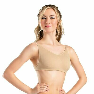 SD UG204 CAMI BRA W/ ADJUSTABLE STRAPS