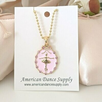 ADS ADS503 BALLERINA NECKLACE