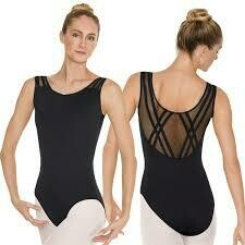 EUR 41223 ADULT MESH RIBBON LEOTARD