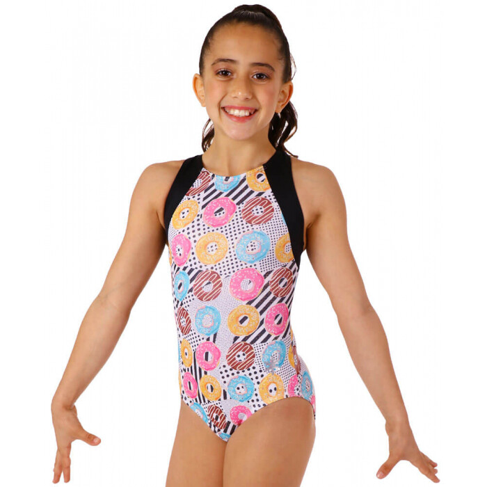 SFD YUM DONUT TANK GYM LEOTARD